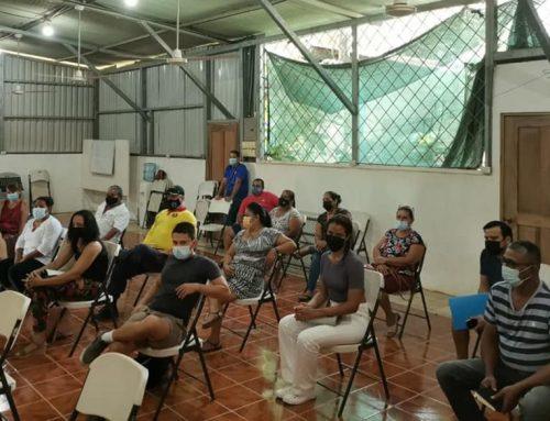 Muni de Nicoya une a los líderes de Nosara para atender necesidades de la comunidad