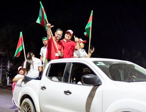 Resultados detallados de las elecciones del gobierno local para Nicoya