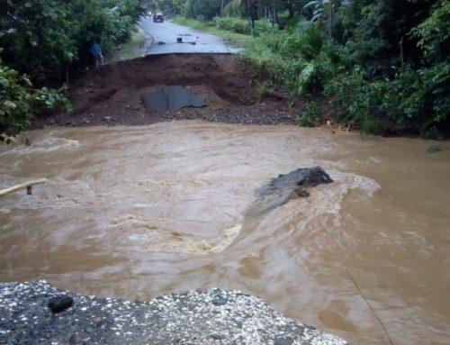 Albergue de Nosara recibe a 140 personas afectadas por las inundaciones