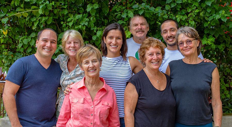 NCA board members