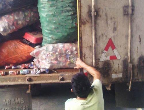 Nosara Recicla Logra Otra Venta de Reciclaje